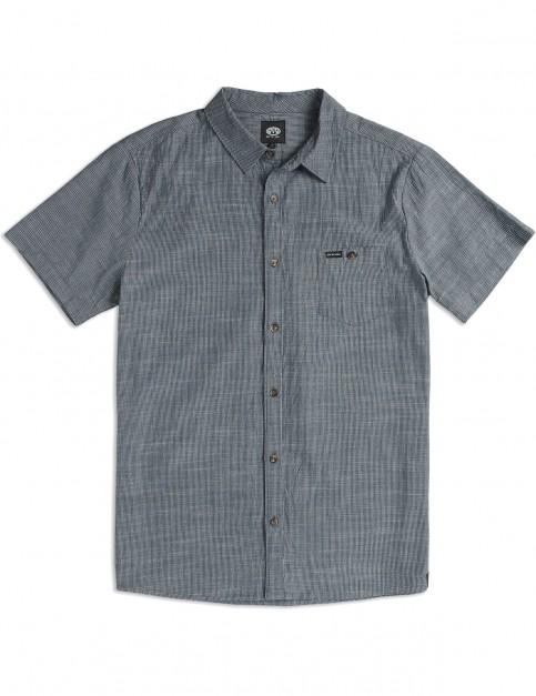 Animal Dando Short Sleeve Shirt in Dark Navy