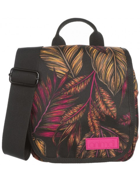 Shadow Black Animal Dawn Cross Body Bag
