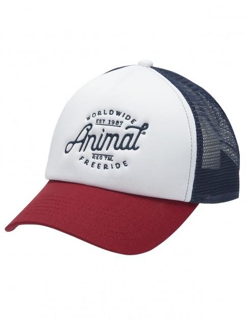Animal Deviate Cap in Dark Navy