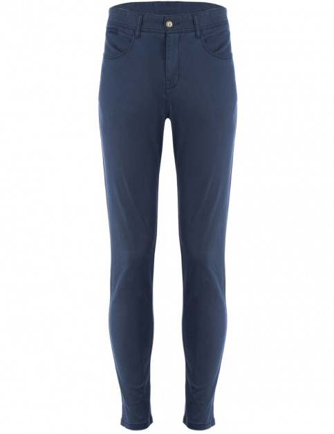 Animal Dexter Chino Trousers in Dark Navy
