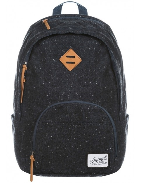 Animal Discover Backpack in Navy