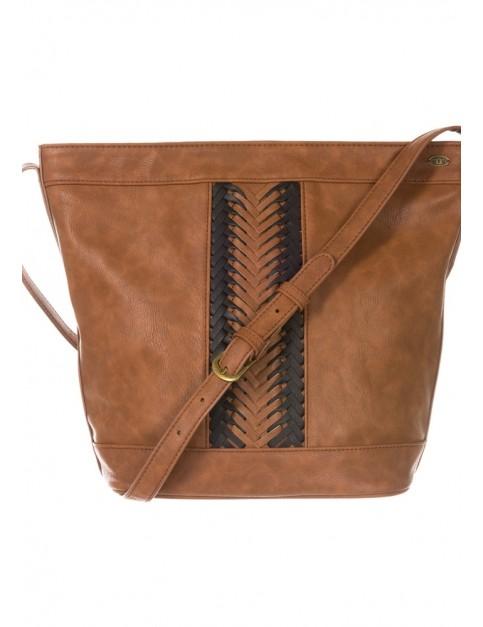 Animal Drew Bag in Tan