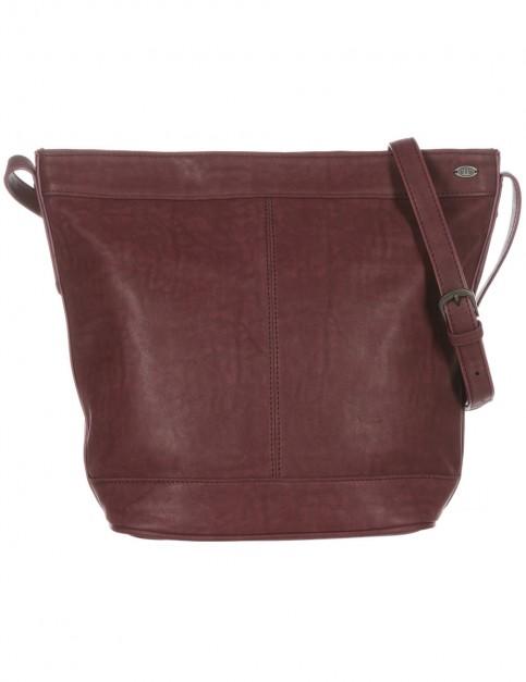 Animal Drew Cross Body Bag in Dark Berry Purple