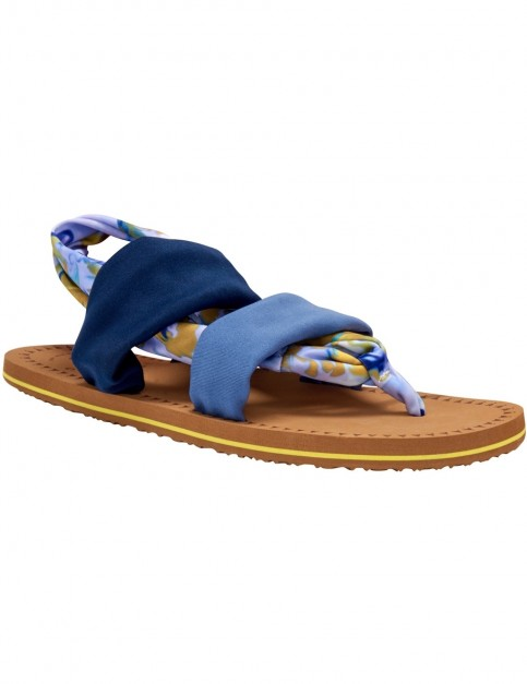Animal Drucilla Flip Flops in Snorkel Blue