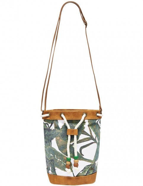 Animal Eliza Cross Body Bag in Leaf Green