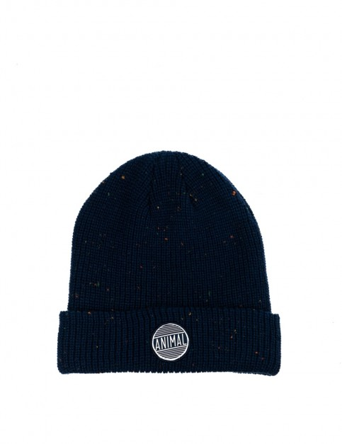 Animal Elva Beanie in Dark Navy