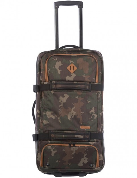Animal Everglade Holdall in Camo Green