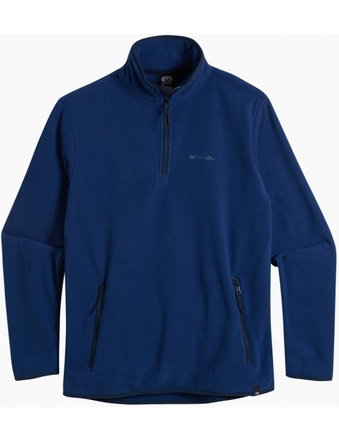 Animal Fairbanks Mid Layer Fleece in Deepest Blue