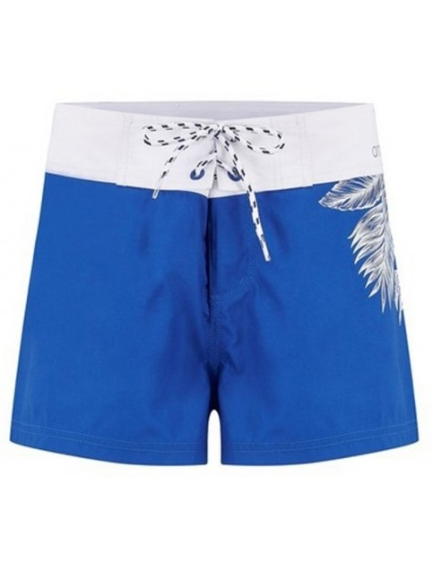 Animal Fianno Elasticated Boardshorts in Snorkel Blue
