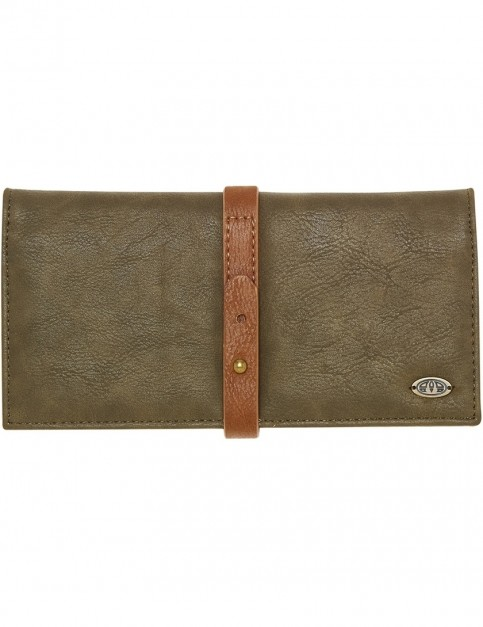 Animal Firefly Polyester Wallet in Leaf Green