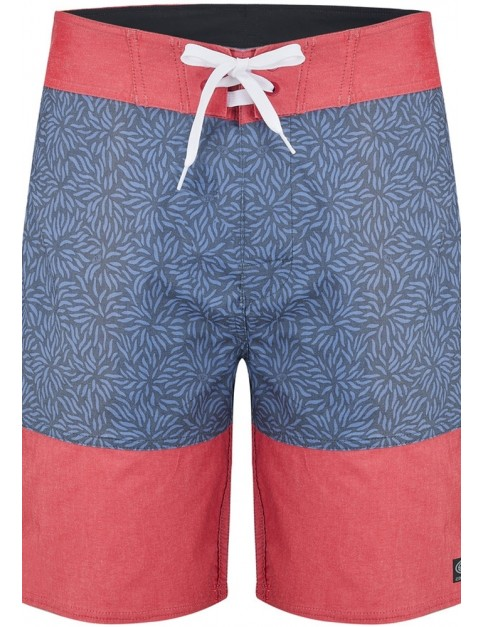 Animal Ford Short Boardshorts in Rich Red