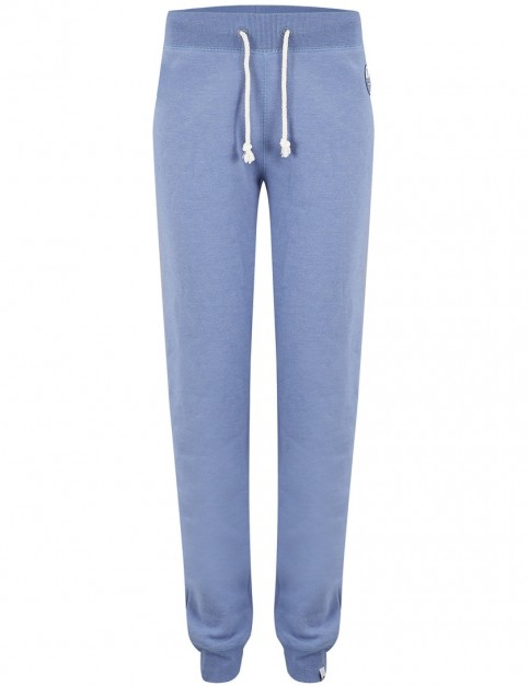Animal Grizzly Track Trousers in Dusty Blue Marl