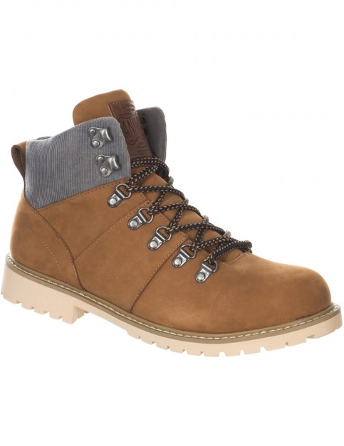 Animal Heathe Heavy Weather Boots in Golden Brown
