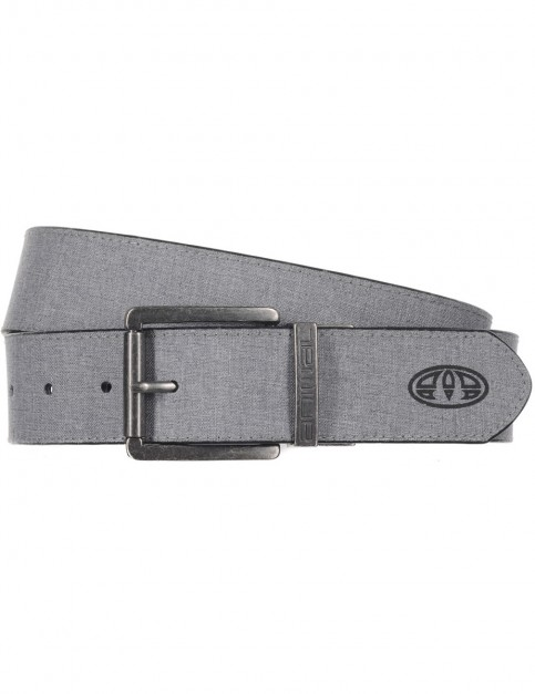 Animal Howie Webbing Belt in Grey