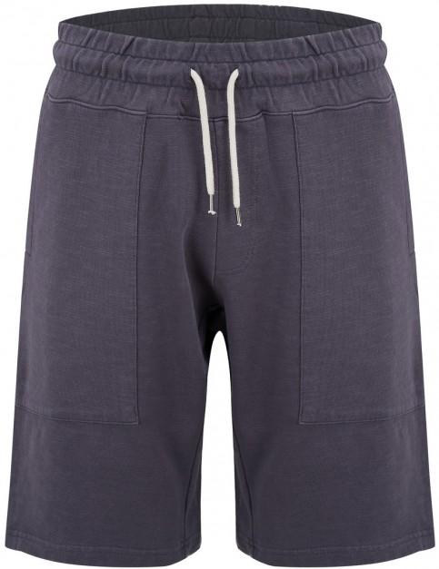 Animal Idler Shorts in Asphalt Grey