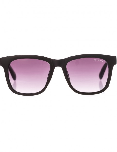 Animal Illuminate Sunglasses in Black Blue Smoke