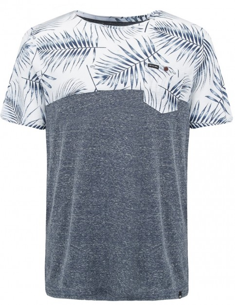 Animal Jona Short Sleeve T-Shirt in Dark Navy
