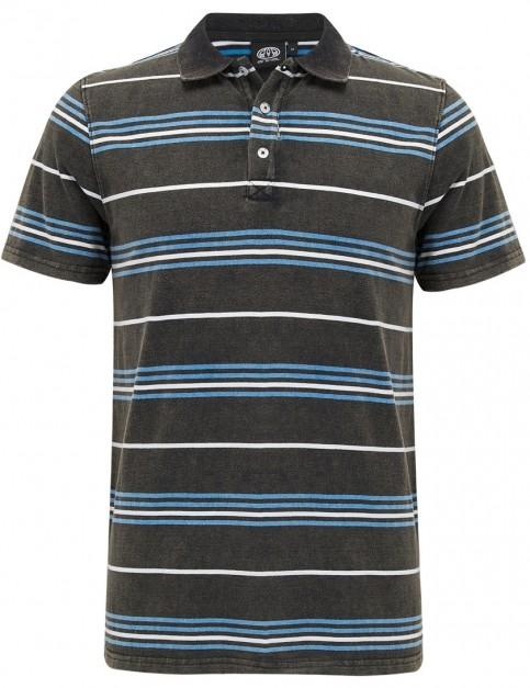 Animal Juneau Polo Shirt in Black