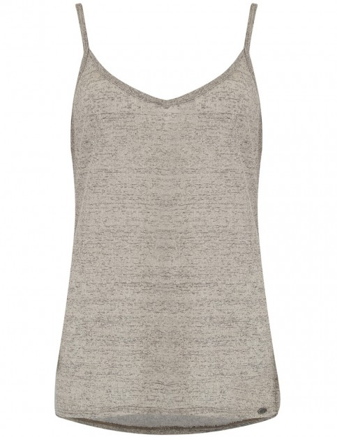 Animal Juniper Sleeveless T-Shirt in Leaf Green