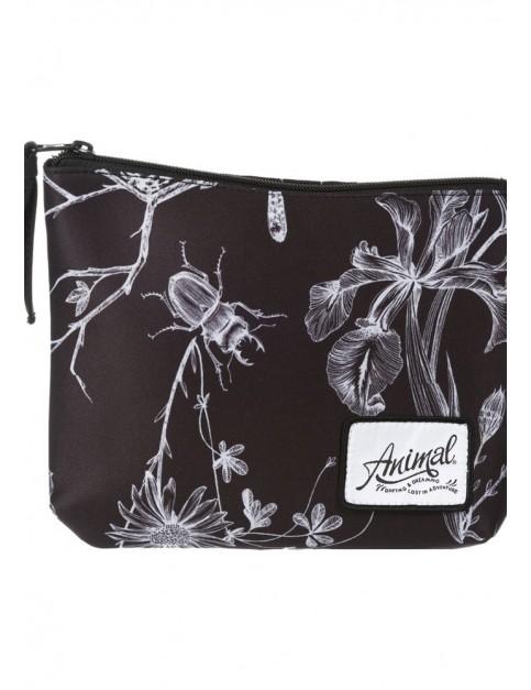 Animal Keila Wash Bag in Black