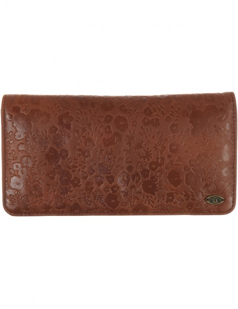 Brown Animal Kendall Leather Wallet