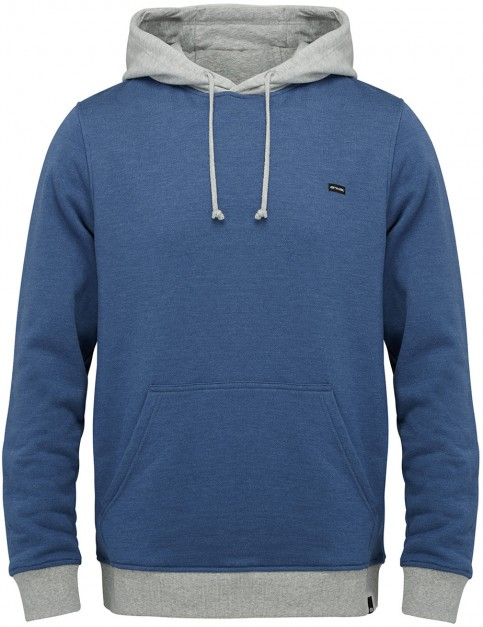 Animal Latimo Pullover Hoody in Royal Blue Marl