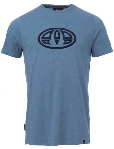 Cadet Navy Animal Lister Short Sleeve T-Shirt