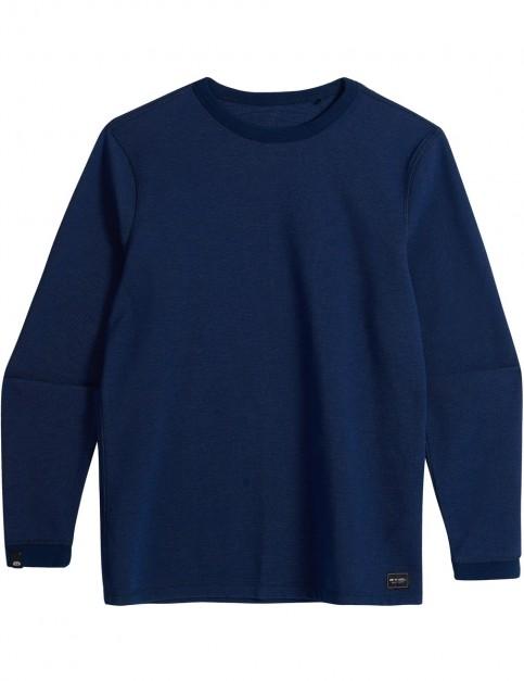 Animal Loftes Long Sleeve T-Shirt in Deepest Blue