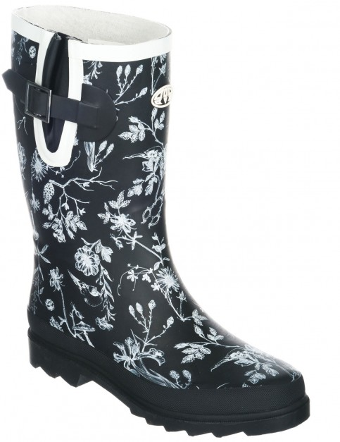 Animal Lola Heavy Weather Boots in Black