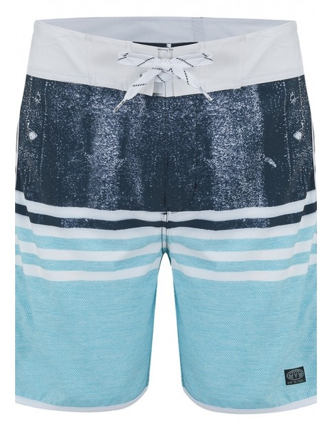Animal Magano Short Boardshorts in Clearwater Blue