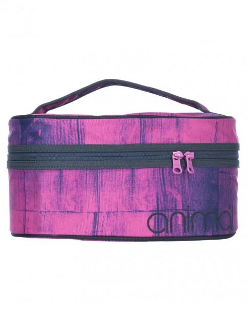 Animal Marina Wash Bag in Fuchsia Pink