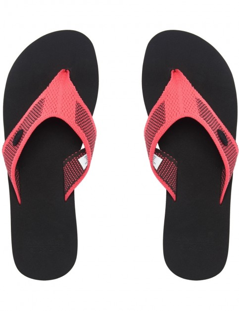 Animal Martina Flip Flops in Paradise Pink