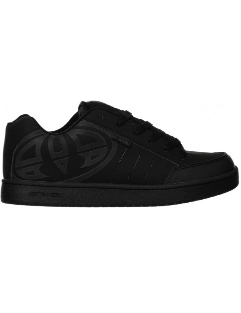 Animal Mitch Trainers in Black