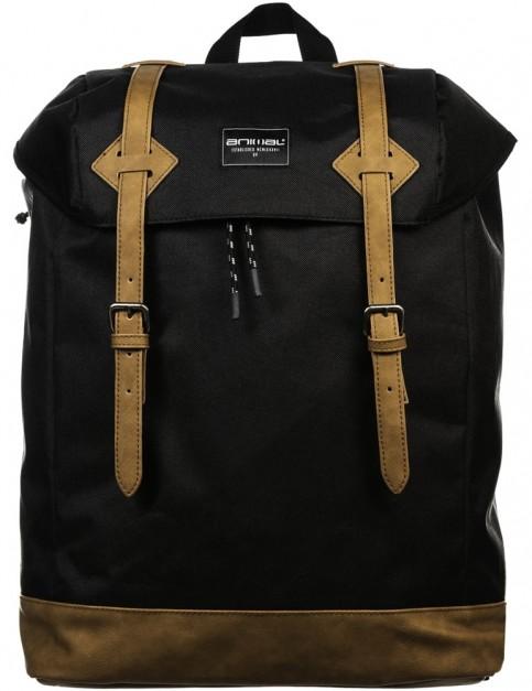 Animal Momentum Backpack in Black