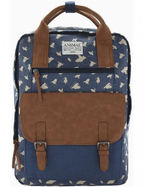 Animal Navigator Backpack in Dark Navy