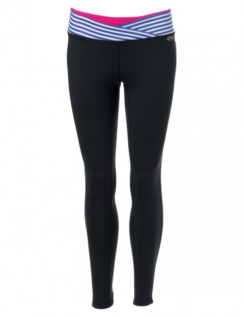 Black Animal Niyama Leggings