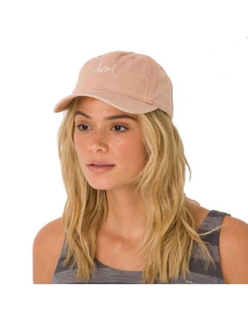 Animal Old-School Cap in Sunset Pink