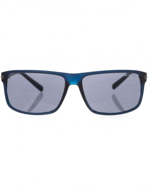 Animal Oxidize Sunglasses in Matte Dark Blue