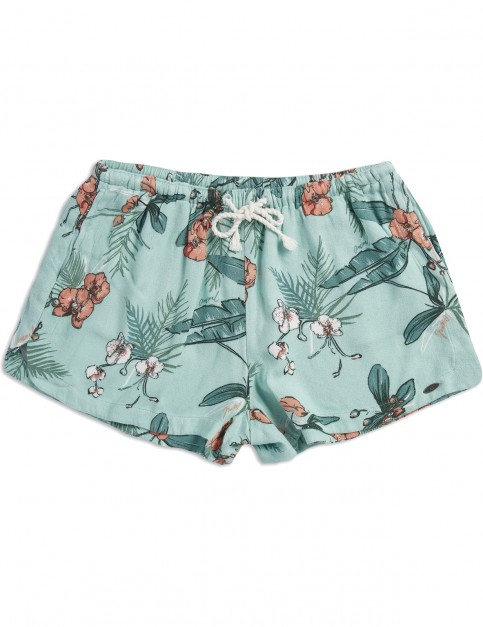 Animal Paige Track Shorts in Blue Haze