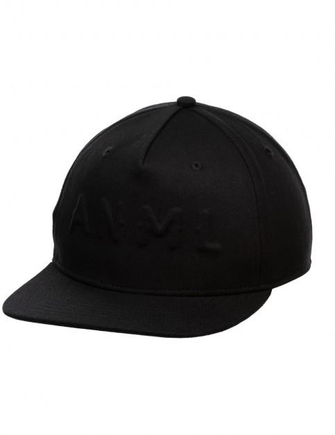Animal Paine Cap in Black