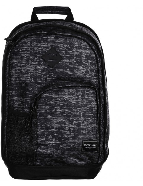 Animal Park Backpack in Black/Grey