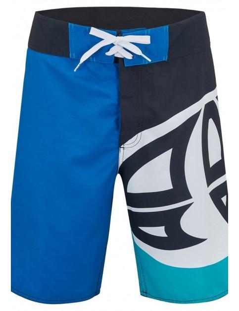 Animal Paulo Short Boardshorts in Snorkel Blue