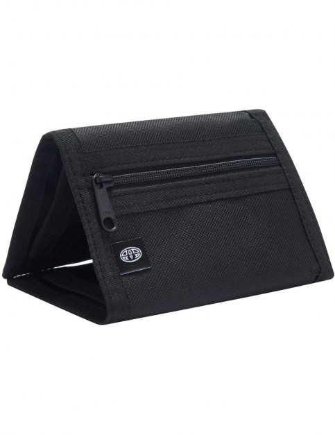 Animal Prevail Polyester Wallet in Black