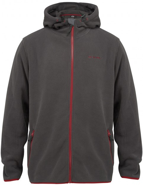 Animal Prudhood Mid Layer Fleece in Ashpalt Grey
