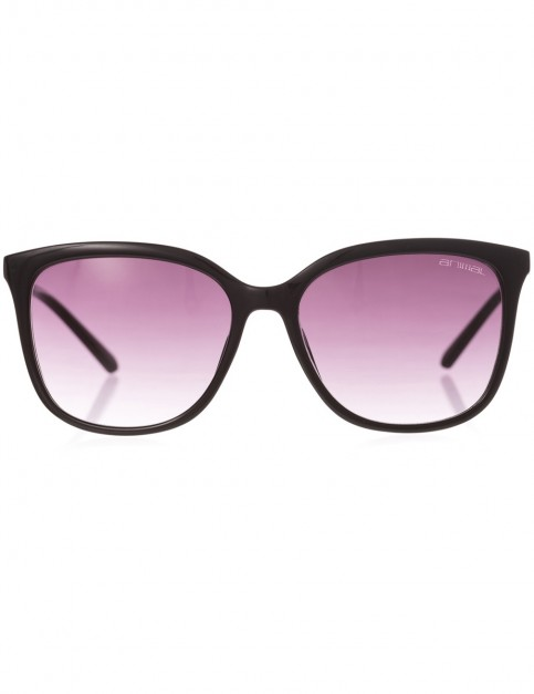Animal Radiance Sunglasses in Black Smoke