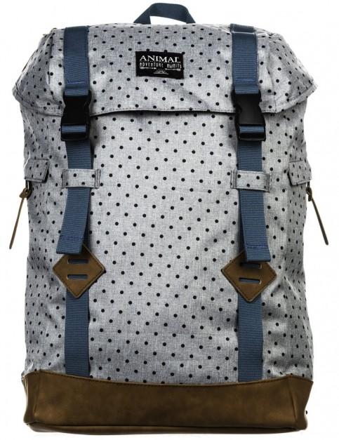 Animal Rambler Backpack in Grey
