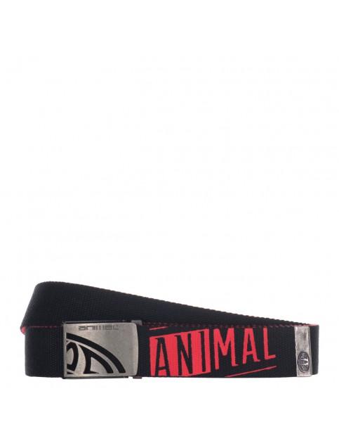 Black Animal Ravi Webbing Belt