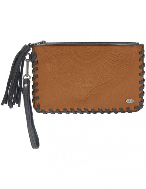 Animal Rebel Cross Body Bag in Tan