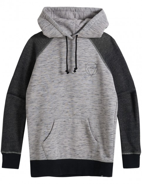 Animal Rebel Too Pullover Hoody in White