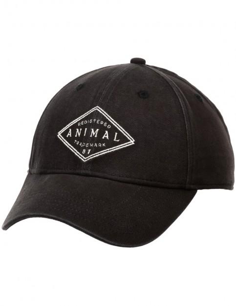 Animal Revert Cap in Black